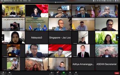 ASEAN Agrees to Use visitseasia.travel Website as Official Platform for All Tourism and COVID-19 Related Updates