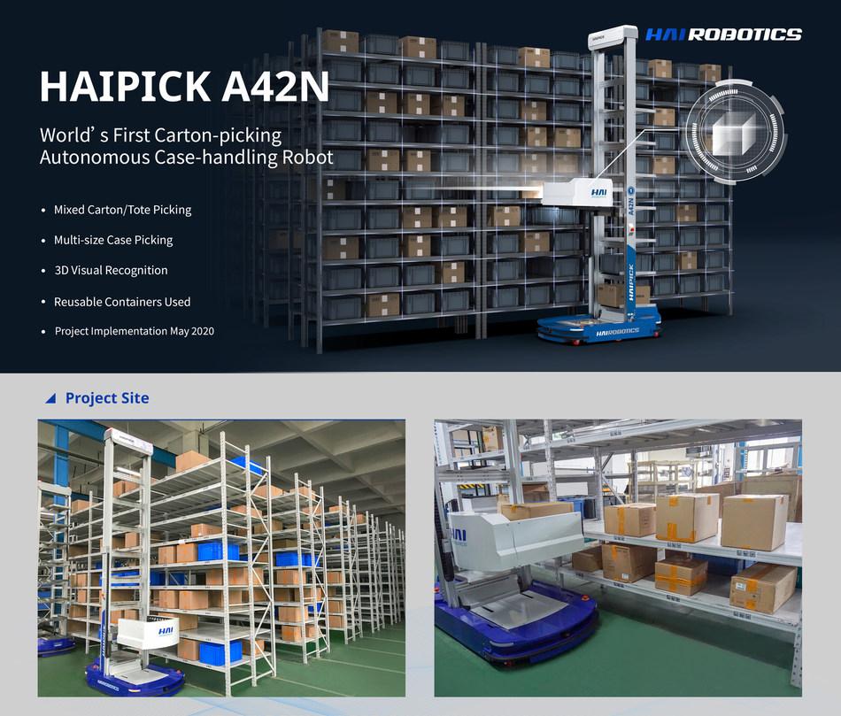 Carton-picking ACR HAIPICK A42N