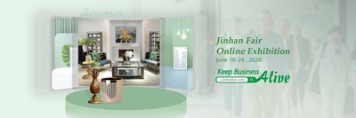 Jinhan Fair, one-stop sourcing platform for home decor, gardening & outdoor and seasonal gifts, is inviting global buyers to participate in its online exhibition for one week from June 18.