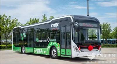 CRRC EV Bus