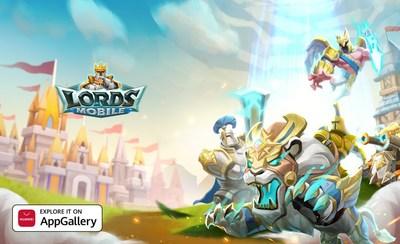 ファーウェイがIGG、Lilith Gamesと提携し、世界的人気のモバイルゲームをAppGalleryに発表