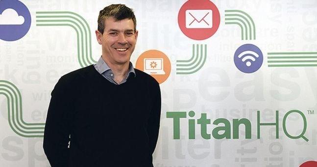 Ronan Kavanagh, TitanHQ CEO