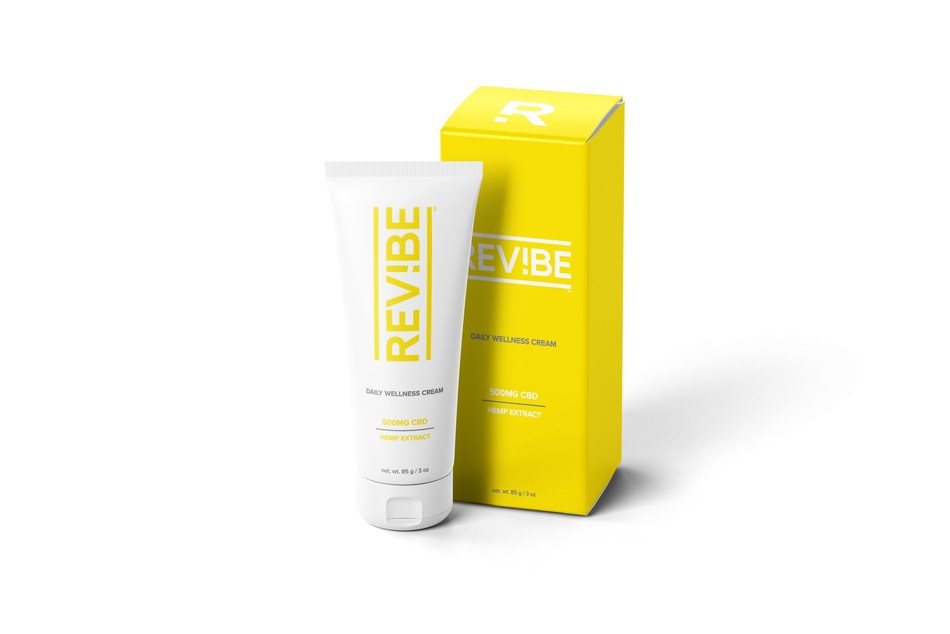 Revibe Daily Wellness Cream