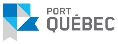 Port de Québec Logo (Groupe CNW/PORT DE QUEBEC)