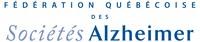 Fédération québécoise des Sociétés Alzheimer - logo (Groupe CNW/Fédération québécoise des Sociétés Alzheimer)