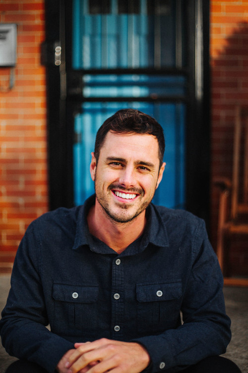 Ben Higgins will serve as the officiant for three lucky couples.