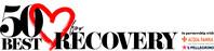 50 Best for Recovery Logo (PRNewsfoto/50 Best)