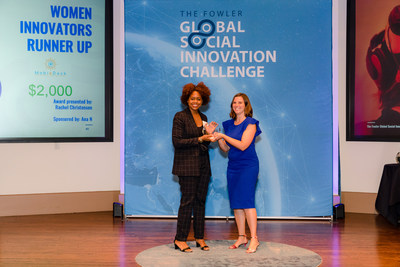 Photo from the 2019 University of San Diego-hosted Fowler Global Social Innovation Challenge