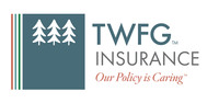New TWFG Insurance Slogan. (PRNewsFoto/The Woodlands Financial Group) (PRNewsFoto/)