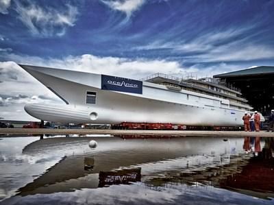 Oceanco's 109m/357ft New Build