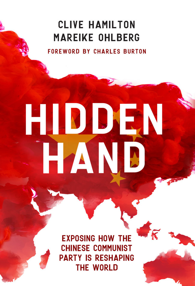 Hidden Hand, Exposing How the Chinese Communist Party is Reshaping the World (CNW Group/Optimum Publishing International)