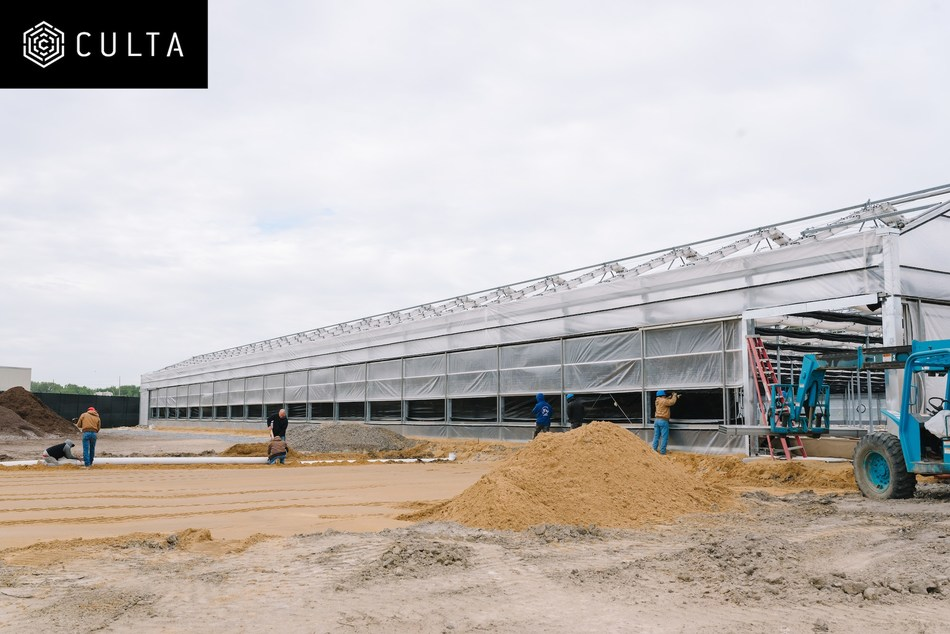 CULTA, the East Coast's first outdoor cultivator, continues to grow its outdoor footprint by expanding to three acres in 2020. Believed to be the largest outdoor cultivation east of the Mississippi, CULTA has planted its second annual outdoor crop. With the success of 2019's harvest, CULTA has invested more in innovative technology and expansion of its outdoor cultivation. The first wave of 2020 organic-managed Clean Green Certified cannabis will hit the field in June.