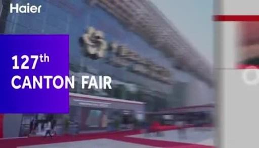 Cinco marcas globales de Haier compartirán el mismo escenario en las 127ma. Feria de Cantón llevando las últimas soluciones para el hogar inteligente a los clientes globales