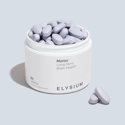 Elysium Health, Inc.™, a life sciences company developing clinically validated health products based on advancements in scientific research, today announced the launch of MATTER by Elysium Health, a long-term brain health supplement developed in partnership with the University of Oxford.