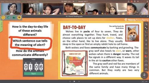 ClassIn ScreenshotSpecial Instructions (PRNewsfoto/Empower Education Online Ltd.)