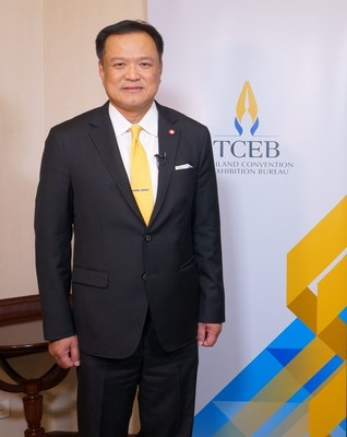 Thailand's Deputy Prime Minister and Public Health Minister, Mr Anutin Charnvirakul