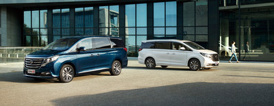 GAC MOTOR will release its flagship GN8 MPV in Russia on June 30.
