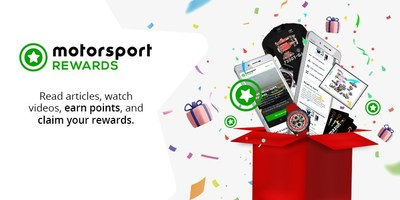 Motorsport Network Rolls Out a Rewards Programme for the World's Largest Motorsport and Car Fans Community
