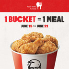KFC Canada Donating 200,000 Meals to Food Banks Canada