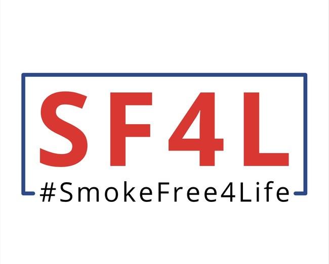 #SmokeFree4Life