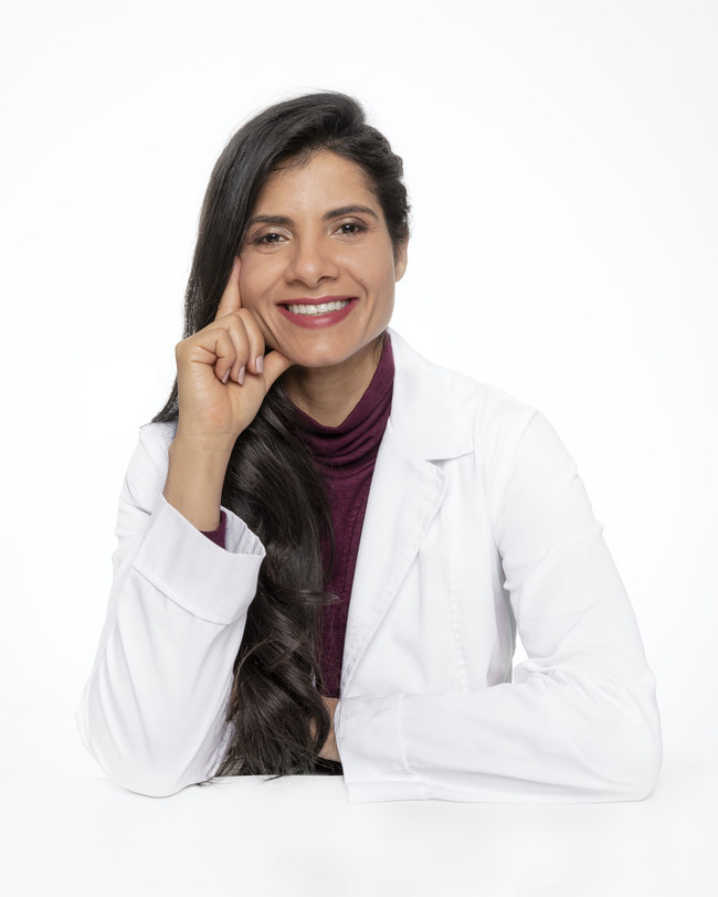 dreamt's founder and Chief Scientific Officer Carolina Vazquez Mitchell