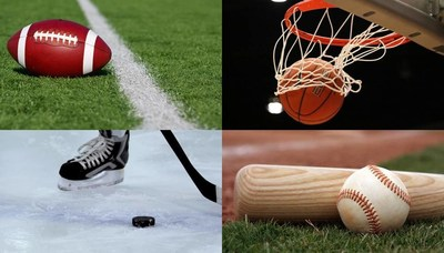 For the first time ever, all four major US sports leagues will be competing at the same time.