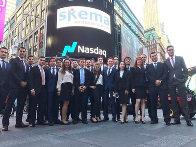 Financial Times Ranks SKEMA's Finance Programme 3rd Worldwide