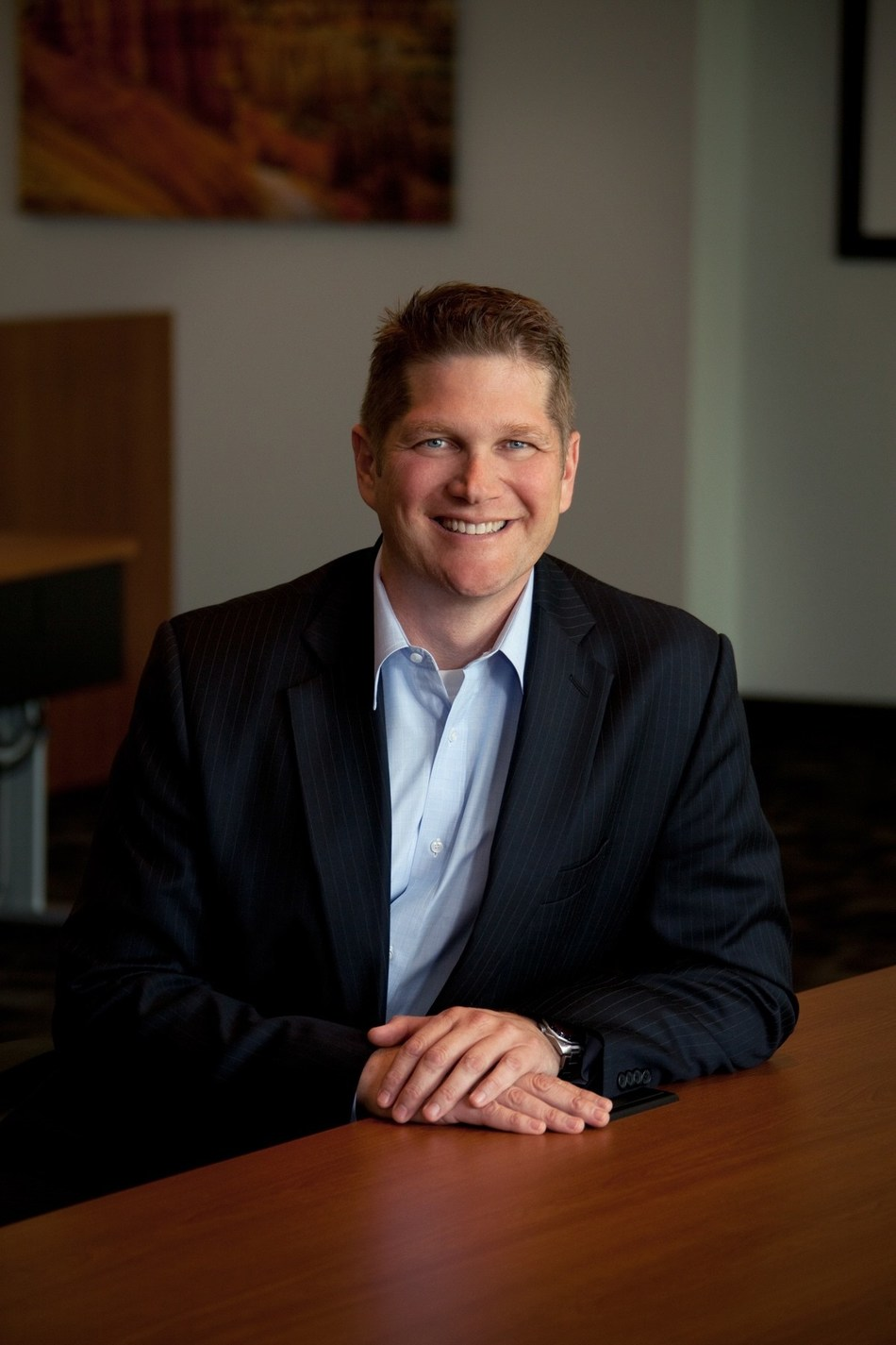 Instructure CEO Steve Daly