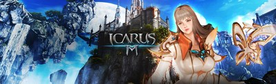 Icarus M: Riders of Icarus - VALOFE releases the global teaser for its new mobile MMORPG on VFUN