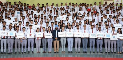 Record 6,617 Job Offers by 691 MNC's to 2020 Batch Students of CU