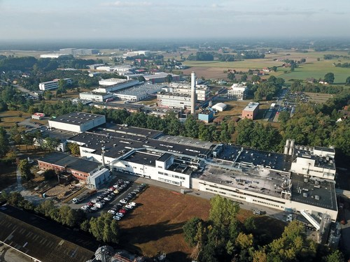 Coveris has recently modernized its production facilities for sterile grade medical packaging at the Halle site, Germany (PRNewsfoto/Coveris Management GmbH)