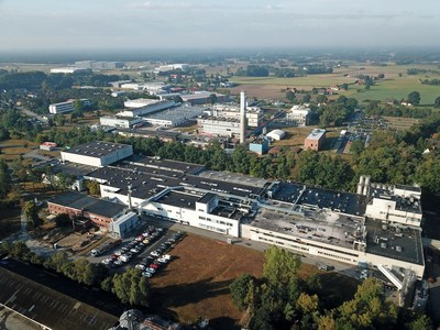 Coveris has recently modernized its production facilities for sterile grade medical packaging at the Halle site, Germany