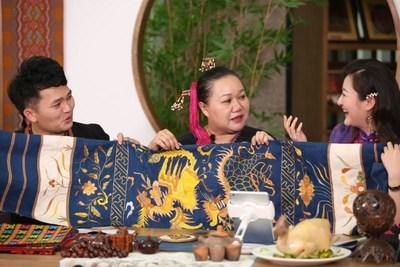 Hainan Intangible Cultural Heritage Products Integrated into Citizens' Daily Life