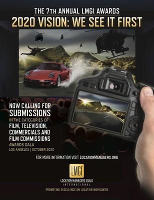 LMGI 7th Annual Awards flyer