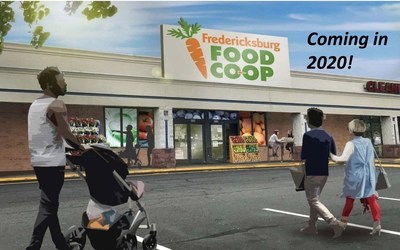 The future Fredericksburg Food Co-op