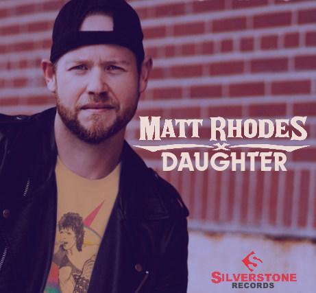 Matt Rhodes, radio single digital media cover