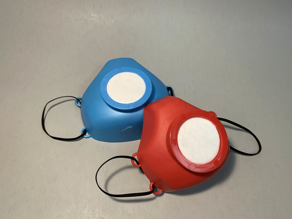 HTI Plastics - Plastic Face Masks Manufactured for Employees and their Families