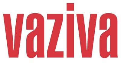 Vaziva Logo (PRNewsfoto/ID Distribution/Vaziva)