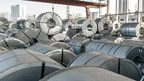 First Trades of the CME's New U.S. Midwest Domestic Steel Premium Futures Contract Settled on CRU