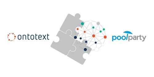 Semantic Web Company and Ontotext partner to advance Enterprise Knowledge Graphs (PRNewsfoto/Ontotext)