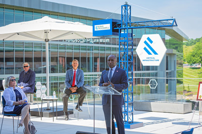 """""""For generations, Burns & McDonnell has invested in building up not only Kansas City's infrastructure, but also social services for those in need throughout our region,"""" said Kansas City Mayor Quinton Lucas."""