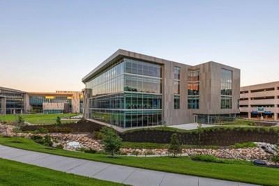 Burns & McDonnell 9450 South building exterior.
