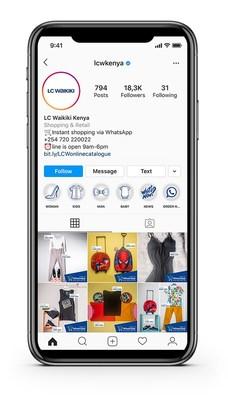 instagram.com/lcwkenya