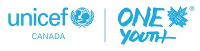 UNICEF CANADA ONE YOUTH LOGO (CNW Group/Canadian Unicef Committee)