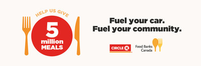Fuel your car. Fuel your community. (CNW Group/Alimentation Couche-Tard Inc.)