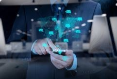 Internet of Things - Some business analysts believe that an utterly disruptive change is inevitable. They say that the convergence of many factors is fueling this process.