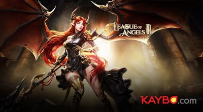 'LEAGUE OF ANGELS 3' se lanza en KAYBO.COM para América Latina