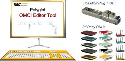 Tibit Polyglot OMCI Editor