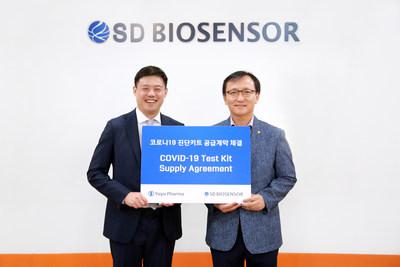 Yuyu Pharma exportará kits de pruebas de COVID-19 al mercado mundial