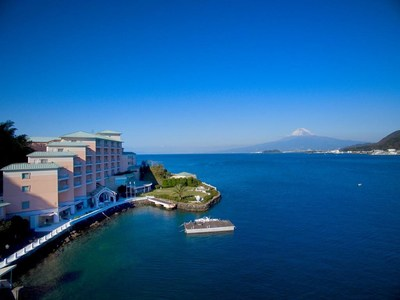 Wyndham Grand Awashima is a 60-suite Mediterranean-style resort set against the backdrop of Mount Fuji and the first Wyndham Grand hotel to open in Japan.